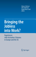 Bringing the Jobless into Work?