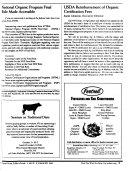 NOFA Organic Farms  Folks   Foods Book