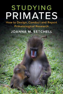 Studying Primates