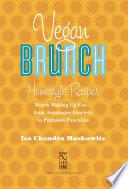 Vegan Brunch Book