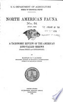 Revision of the American Chipmunks