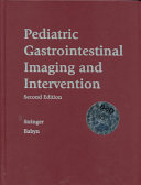 Pediatric Gastrointestinal Imaging and Intervention