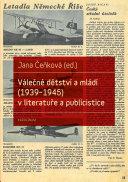 Válečné dětství a mládí (1939–1945) v literatuře a publicistice Pdf/ePub eBook