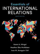 Cover of Essentials of International Relations