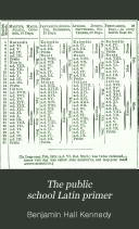The Public School Latin Primer