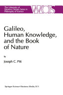 Galileo, Human Knowledge, and the Book of Nature