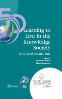 Learning to Live in the Knowledge Society