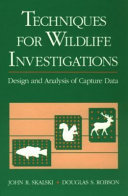 Techniques for Wildlife Investigations Book