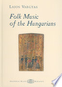Folk Music of the Hungarians