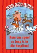 Books - Kom Ons Lees Rooi Vlak: Kom ons speel en Jaap is in die hospitaal | ISBN 9780333589656