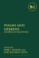 Psalms and Hebrews