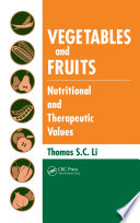 Vegetables And Fruits Book PDF