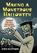 Making a Monstrous Halloween