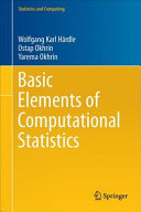 Cover image of Basic Elements of Computational Statistics