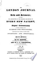Newton s London Journal of Arts and Sciences