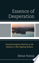 The Essence of Desperation