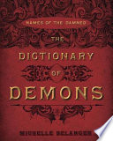The Dictionary of Demons Book
