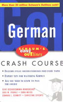 Schaum s Easy Outline of German