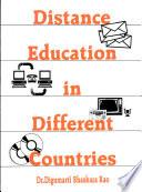 Distance edu Different Countries