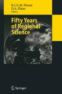 Fifty Years of Regional Science Pdf/ePub eBook