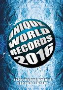Unique World Records 2016