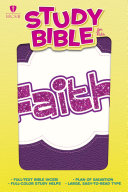 HCSB Study Bible for Kids, Faith Pdf/ePub eBook