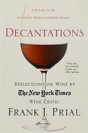 Decantations
