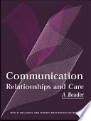Communication Relationships And Care