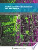 Neuronal Polarity: Establishment and Maintenance