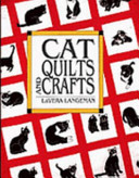 Cat Quilts and Crafts Book