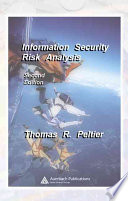 Information Security Risk Analysis  Second Edition Book