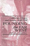 Founding the Far West