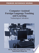 Computer Assisted Foreign Language Teaching And Learning Technological Advances