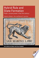 Hybrid Rule and State Formation