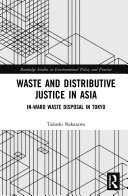 Pdf Waste and Distributive Justice in Asia Telecharger