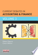 Free Current Debates in Accounting & Finance Read Online
