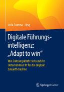 """Digitale Führungsintelligenz: """"Adapt to win"""": Wie Führungskräfte ..."""