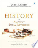 History of Ancient India Revisited  A Vedic Puranic View  Book