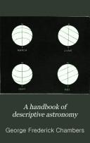 Pdf A Handbook of Descriptive Astronomy
