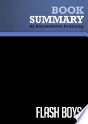 Summary Flash Boys PDF