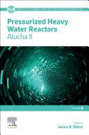 Pressurized Heavy Water Reactors Book