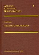 The Bantu Bibliography