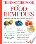 The Doctors Book Of Food Remedies Book