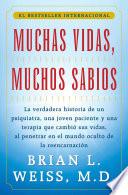 Muchas Vidas  Muchos Sabios  Many Lives  Many Masters  Book