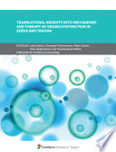 Translational Insights into Mechanisms and Therapy of Organ Dysfunction in Sepsis and Trauma Book