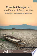 Climate Change and the Future of Sustainability Book