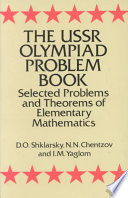 Cover of The USSR Olympiad Problem Book