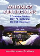 Avionics Certification