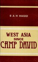 West Asia Since Camp David