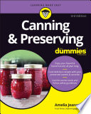 Canning   Preserving For Dummies